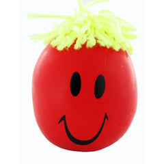 SMILEY FACE STRESS BALL - Pheebsters Sensory Toys - Autism Toys, Special Needs Chews & Fidget Toys - ASD ADHD TOYS UK