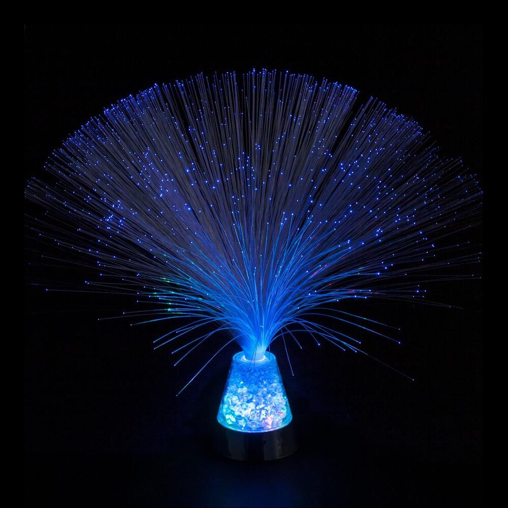 SENSORY ICE LIGHT  - FIBRE OPTIC LAMP - Pheebsters Sensory Toys - Autism Toys, Special Needs Chews & Fidget Toys - ASD ADHD TOYS UK