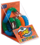 CHEW PENDANT & TEXTURED TANGLE TOY SET - circle - Pheebsters Sensory Toys - Autism Toys, Special Needs Chews & Fidget Toys - ASD ADHD TOYS UK
