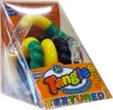 TANGLE TOY JUNIOR - TEXTURED - Pheebsters Sensory Toys - Autism Toys, Special Needs Chews & Fidget Toys - ASD ADHD TOYS UK