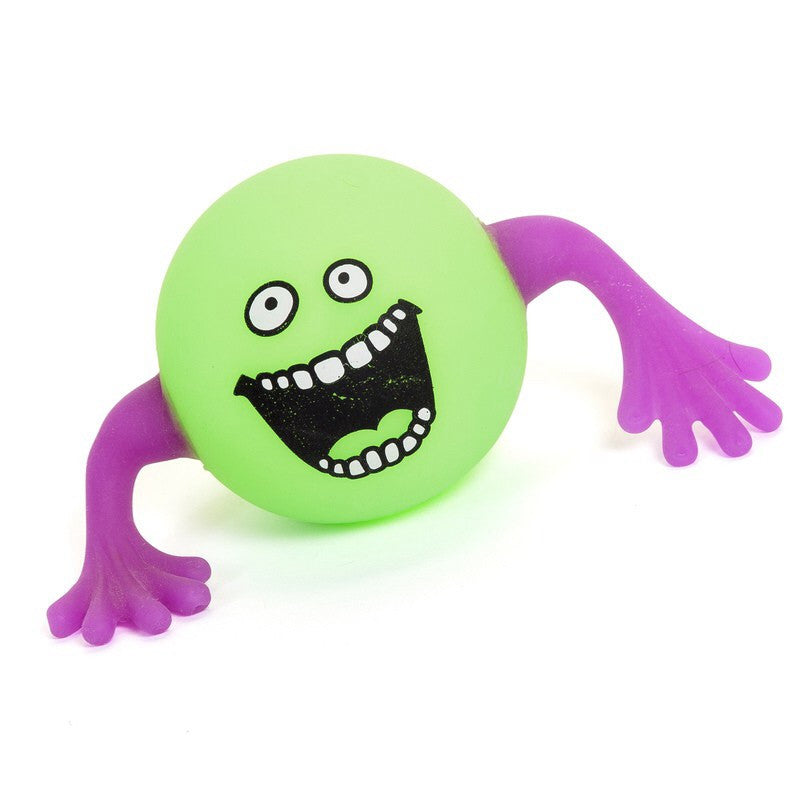 FLASHING STRETCHY ARM BALL - Pheebsters Sensory Toys - Autism Toys, Special Needs Chews & Fidget Toys - ASD ADHD TOYS UK