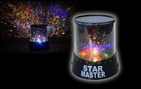 STAR MASTER LIGHT PROJECTOR - Pheebsters Sensory Toys - Autism Toys, Special Needs Chews & Fidget Toys - ASD ADHD TOYS UK