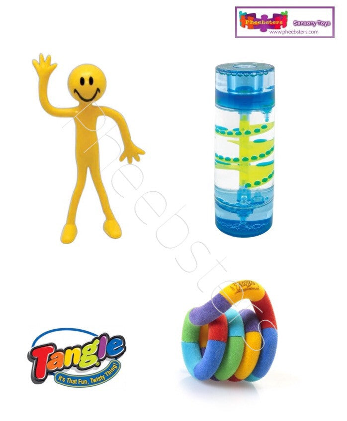 SENSORY TOY FIDGET KIT 2