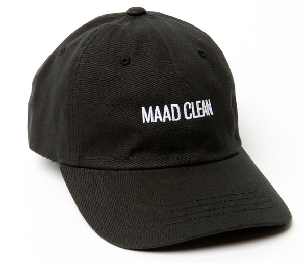 MAAD CLEAN DAD HAT
