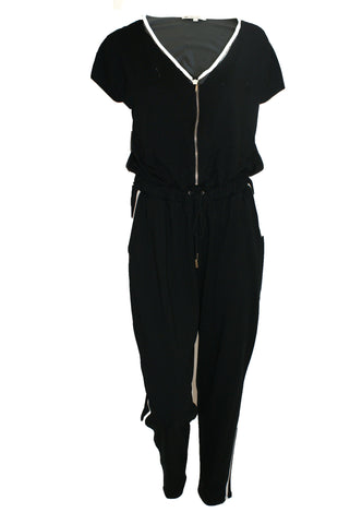 Sports Luxe Jumpsuit