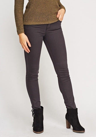 ex Mim Black Stretch Skinny Jeans