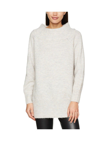 ex New Look Bardot Grey Jumper