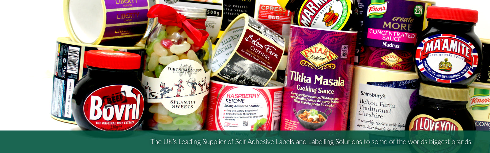 Self Adhesive Labels from Etiquette