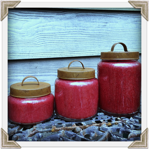 Williamsburg Christmas Jar Candle