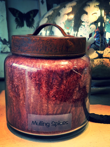 Mulling Spices Jar Candle