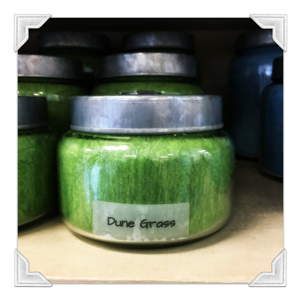 Dune Grass Jar Candle