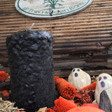 All Hallows' Eve Pillar Candle