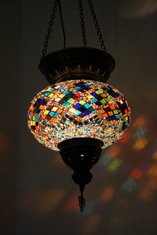 Bohemian Turkish Lamp shade