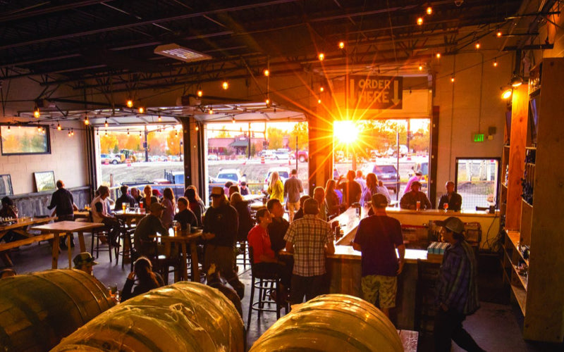Best Apres Bars In Steamboat — Storm Peak Brewery