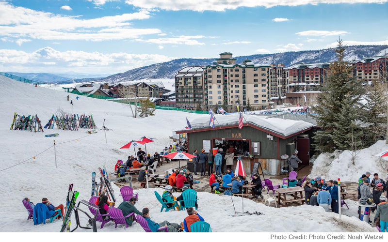 Best Apres Bars In Steamboat — T-Bar