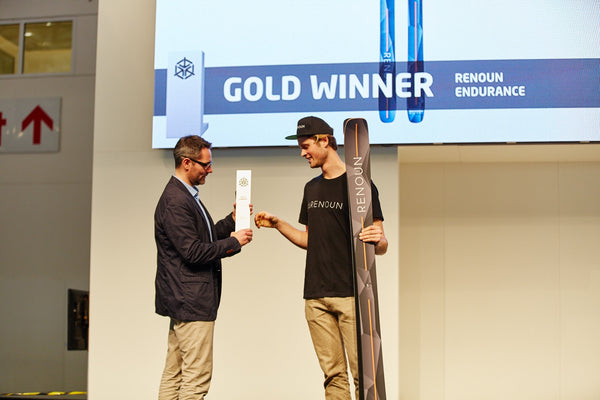 ISPO Gold Winner Award
