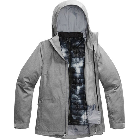 North Face Thermoball Eco Snow Triclimate Women's Jacket