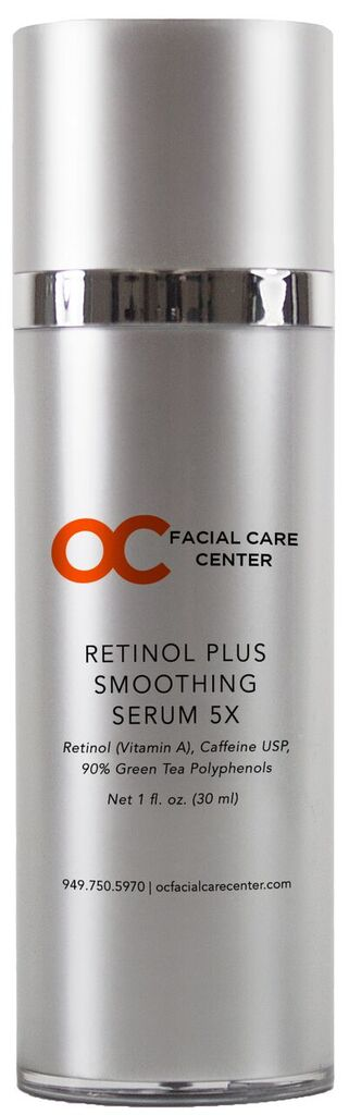 OC Facial Care Center Retinol Plus Smoothing Serum 5X