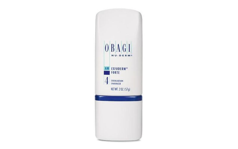Obagi Nu-Derm System for Normal to Oily Skin Exfoderm® Forte