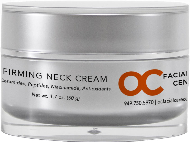 OC Facial Care Center Firming Neck Cream