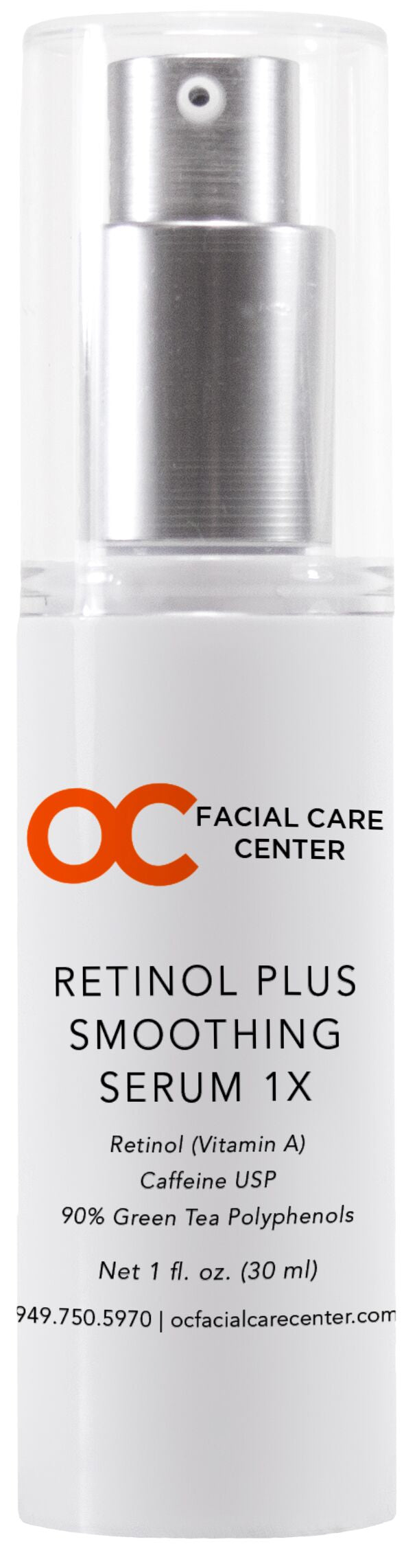 OC Facial Care Center Retinol Plus Smoothing Serum 3X