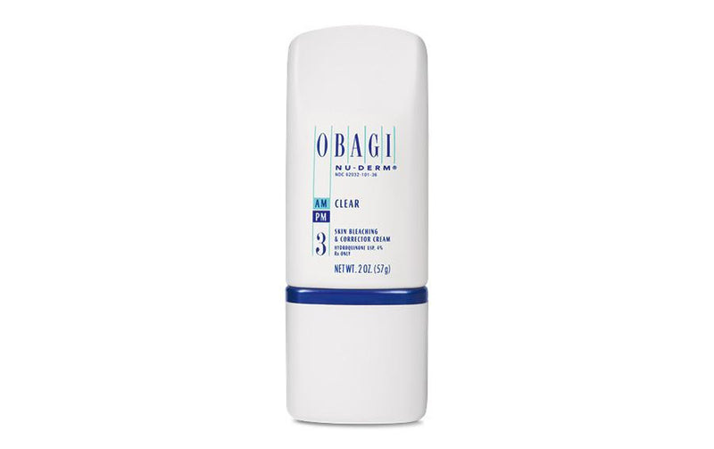 Obagi Nu-Derm System for Normal to Oily Skin Clear