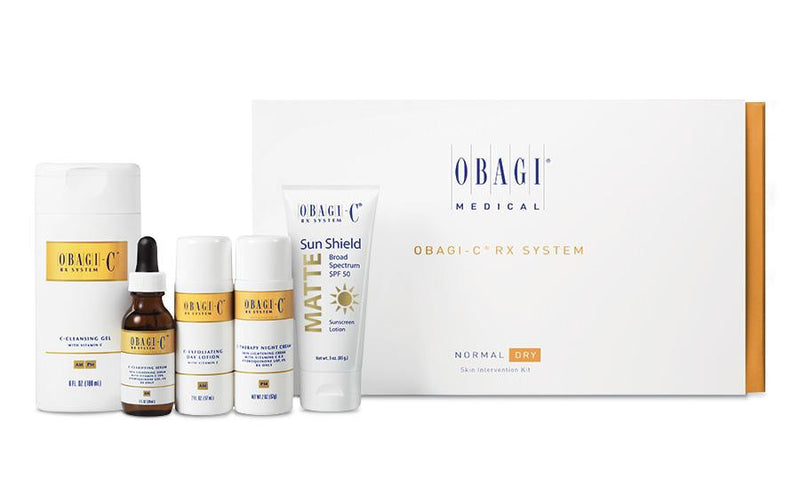 Obagi-C® Rx System for Normal to Dry Skin