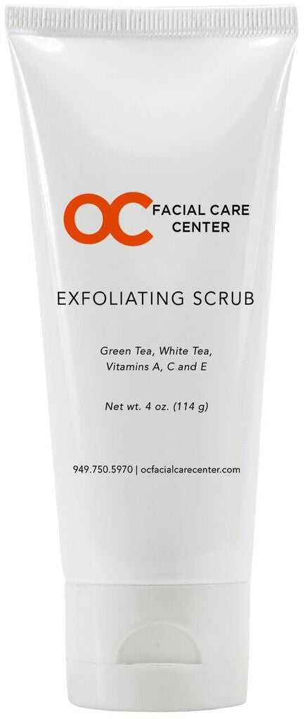 OC Facial Care Center Exfoliating Scrub
