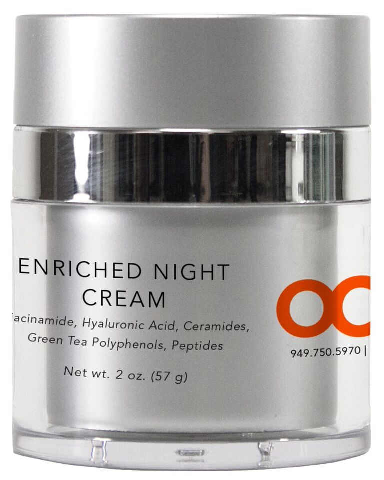 OC Facial Care Center Enriched Night Cream