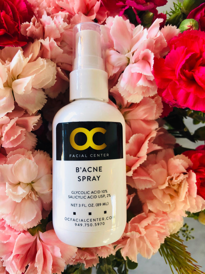 OC Facial Center B'acne