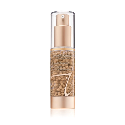 JANE IREDALE Liquid Minerals® A Foundation - Latte