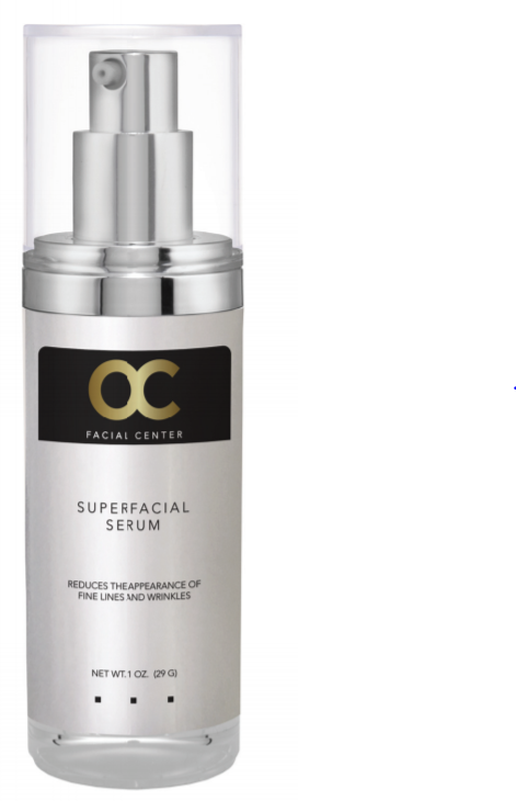 OC Facial Center Super Facial Serum
