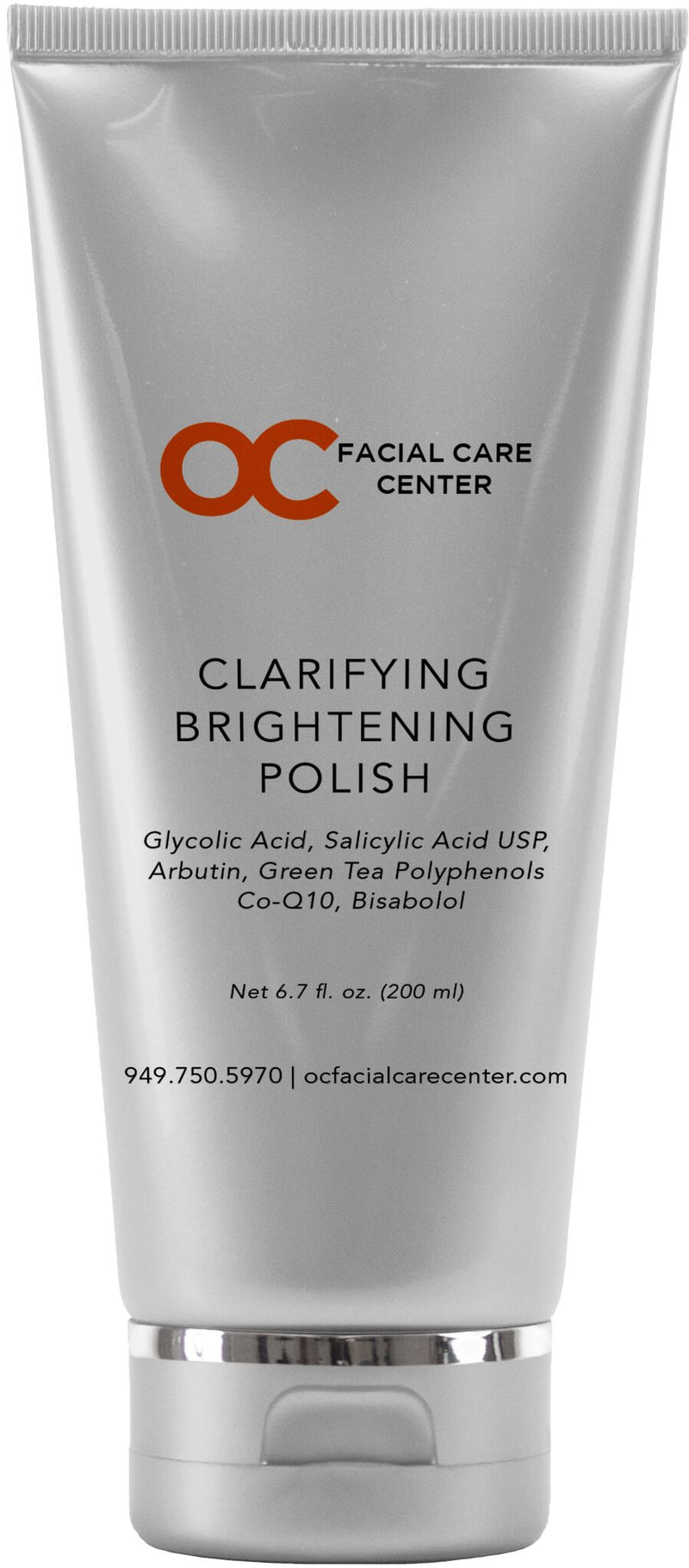 OC Facial Care Center Clarifying Brightening Polish