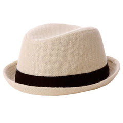 Fore!! Axel & Hudson - Natural Color Fedora