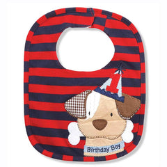 Mud Pie - Birthday Bib