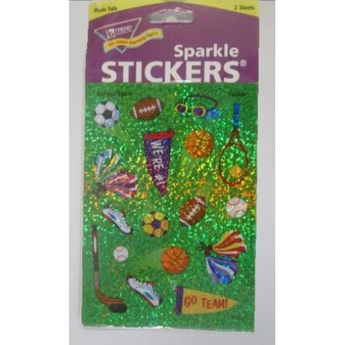 Sparkle Stickers