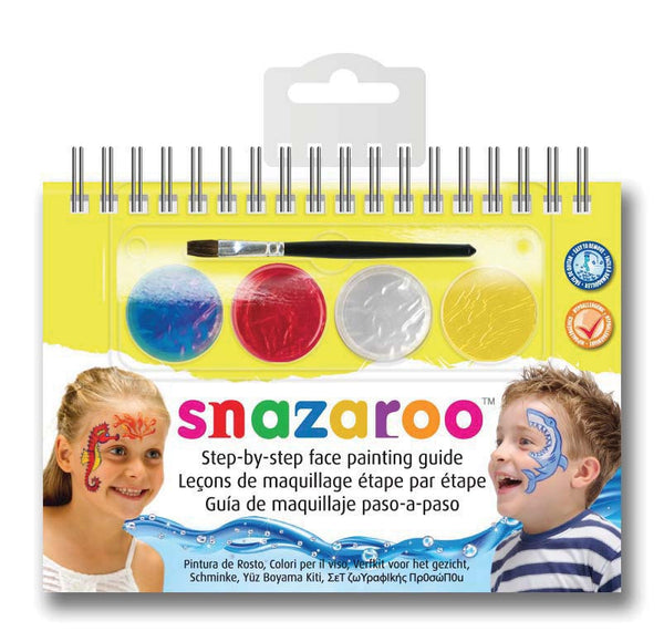 Snazaroo - 2 step face painting- sea life