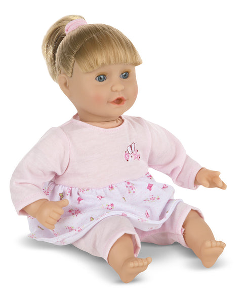 Melissa & Doug - Mine To Love Doll