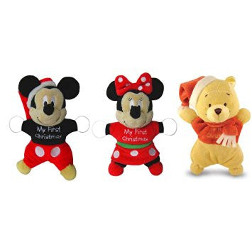 Kids Preferred - My First Christmas Disney Mini Plush*