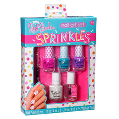 3C4G - Sprinkles Nail Polish and Nail Art Kit