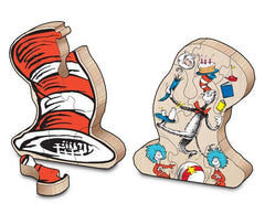 Dr Seuss 3D Stacking Puzzle*