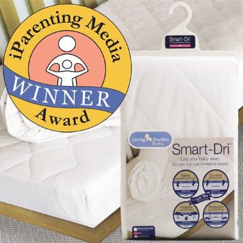 Smart-Dri Crib Size Mattress Protector