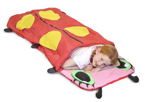Mollie Ladybug Sleeping Bag