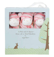 Angel Dear - A Pair and a Spare Blankies