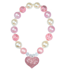 CE- Young at Heart Chunky  Necklace*