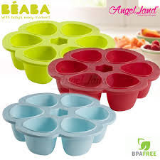Beaba - Silicone Multiportions