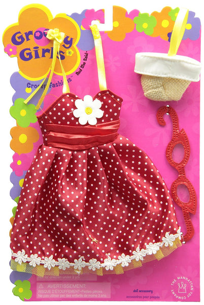 Manhattan Toy - Groovy Fashions Red She Said