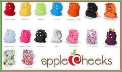 Apple Cheeks -  Diaper Cover