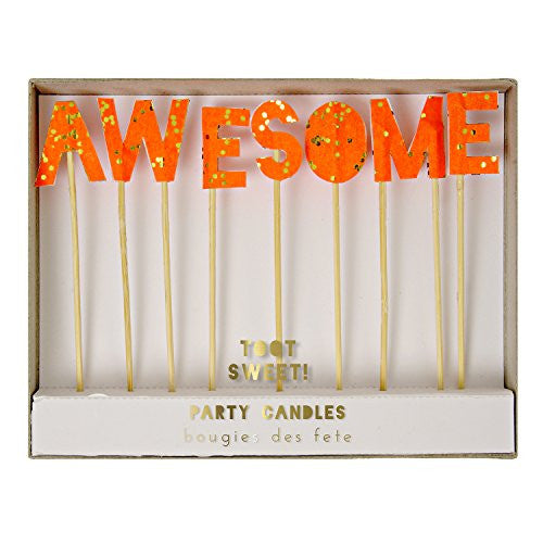 Toot Sweet -  Awesome Candles