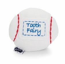 Mudpie - Baseball -Tooth Fairy Pillow